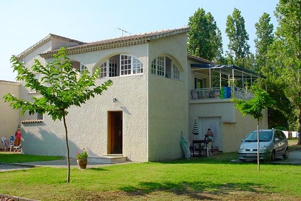 Residence in Corsica