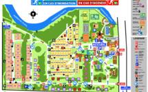 camping map